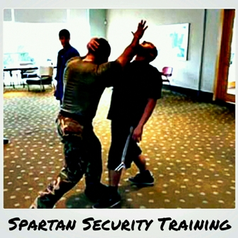 Spartan Security Krav Maga Training