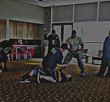 Spartan Security Krav Maga Training_2