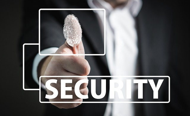 Spartan Security Services Fingerprint.
